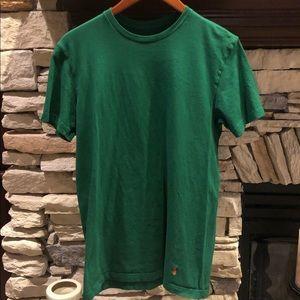 Polo by Ralph Lauren Green Short Sleeve